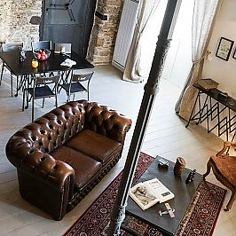 Appartement insolite à Nantes