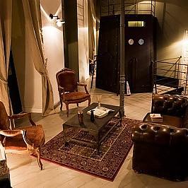 Périple à Nantes dans un appartement insolite