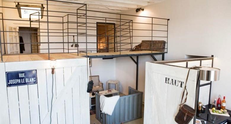 un lieu alternatif à louer à Nantes