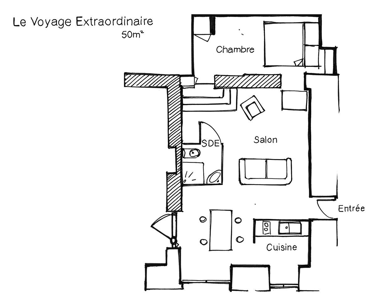 surprenantes destinations carnet d 39 accueil mobile le. Black Bedroom Furniture Sets. Home Design Ideas